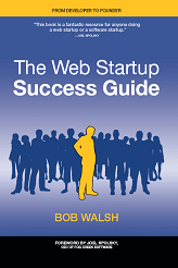 The Web Startup Success Guide book cover